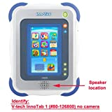 3 Amigos Design Protective Decal Skin Sticker (High Gloss Coating) for V-Tech InnoTab 1 (no Camera) Learning App Tablet