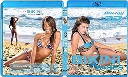 3D Bikini Beach Babes Issue #5 [Blu-ray 3D]
