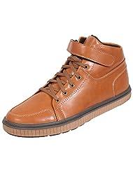 Ztoez Men's Leather Casual Shoes