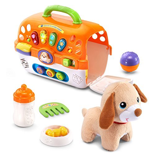 VTech Care for Me Learning Carrier Toy - Online Exclusive