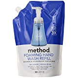Method Foaming Hand Wash Refill 28oz Sea Minerals Pack Of 6