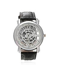Creative 2015 New Arrival Watches Men Luxury Men Rome Hollow Dial Analog Quartz-watch Men Fashion Quartz Watch - B016Y84XA4