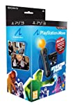 PlayStation 3 - PlayStation Move Starter Pack with PlayStation Eye Camera, Move Cont