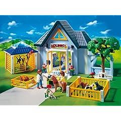 Geschenkidee für Kinder: Playmobil Tierklinik für nur 32,49€ inkl. Versand