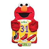 Marshmallow Children's Furniture - Marshmallow - Sesame Street - 3-in-1 Elmo Chair