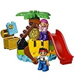 2015 LEGO DUPLO Disney Jake 10604 and the Neverland Pirates: Treasure Island