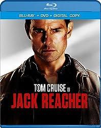 Jack Reacher (Two-Disc Blu-ray/DVD Combo +Digital Copy +UltraViolet)