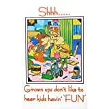 """Dolls Of India """"Fun And Grown Ups"""" Reprint On Paper - Unframed (45.72 X 29.84 Centimeters)"""