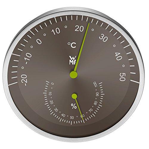 WMF 608696030 Thermomètre et hygromètre