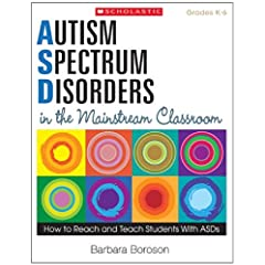 Learn more about the book, Autism Spectrum Disorders in the Mainstream Classroom