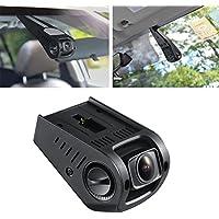 ODRVM Dash Cam Pro HD 1080P Dashboard Camera For Cars B40 Hidden Dash Camera Recorder 170 Degree Super Wide Angle...