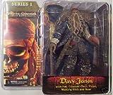 NECA Pirates of the Caribbean Dead Man's Chest Series 1 Action Figure Davy Jones