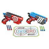 Boom Dual Defenders Blaster, Multi Color