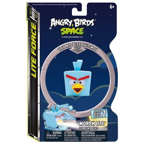 Angry Birds Space Morph Lite Series 1 - Ice Bomb Bird