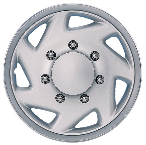 Drive Accessories KT-317-16C/S, Ford, 16″ Chrome Finish Replica Wheel Cover, (Set of 4)