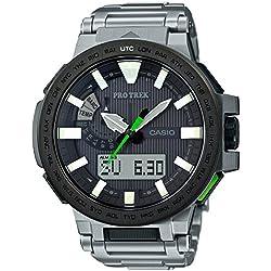 CASIO Men's Watches PROTREK MANASLU World six stations Solar radio PRX-8000T-7BJF