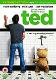 Ted/テッド[PAL-UK][英字幕のみ] / マーク・ウォールバーグ, ミラ・クニス, セス・マクファーレン (出演)