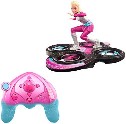 Barbie - Dron galáctico RC aventura en el espacio (Mattel...