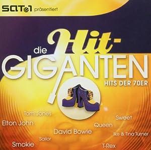 Die Hit Giganten - Hits der 70er: Amazon.de: Musik