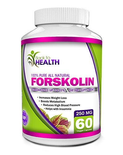 forskolina standardizzato a 20