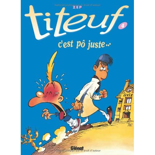 Titeuf - tome 04