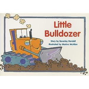 Bulldozer by Stephen W Meader