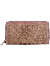 Kianna Pink Women's Wallet - B01C63TUEU