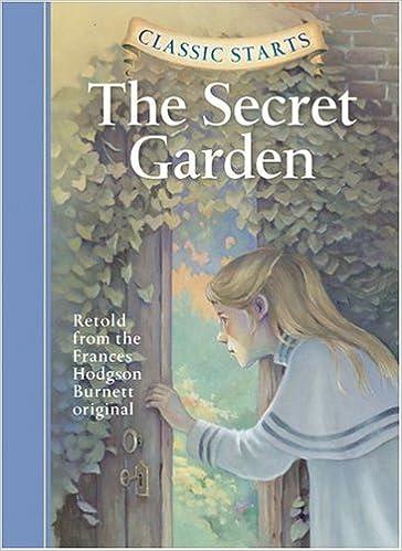 favorite children's books -- The Secret Garden by Frances Hodgson Burnett
