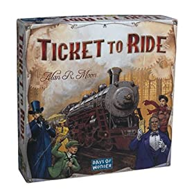 Click to search for Ticket to Ride games on Amazon!