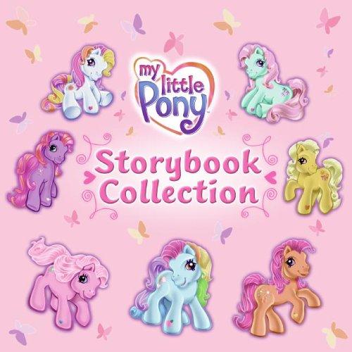 My Little Pony storybooks