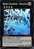 Yu-Gi-Oh! - Heroic Champion - Excalibur (REDU-EN041) - Return of the Duelist - 1st Edition - Ghost Rare