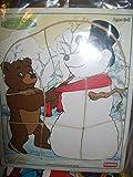 1999 Maurice Sendak's Little Bear 8 pc. Puzzle