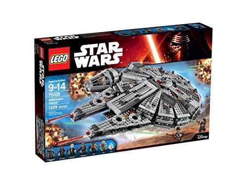 Check expert advices for force awakens lego millennium falcon?