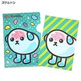 Mameshiba X Kyary Pamyu Pamyu Cute Postcard w/ A6 Mini-file Folder 275834