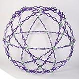 Hoberman: Sphere-- Expanding  Universe Glow