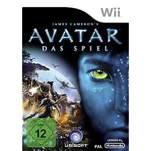James Camerons AVATAR: Das Spiel [Wii]