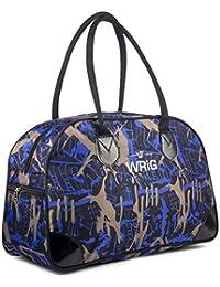 WRIG New Look Double Handled Canvas Duffel Bag