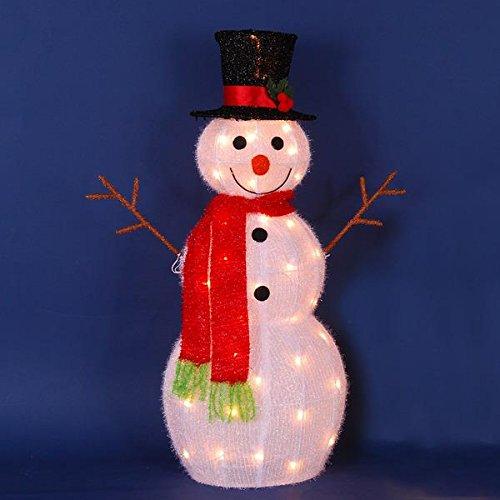 Very Snowman Lighted Yard Displays | Christmas Wikii GO24