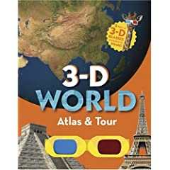 3-D World Atlas