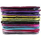 Alcoa Prime Portable Multi-color Optional Nylon Mesh Double Zipper Storage Bag Phone Cosmetic Bag Wash Receive Bag