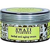 Swati Ayurveda Herbal Anti-Aging Cream( Paraben Free) 50 Gm