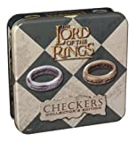 USAopoly: Lord of the Rings Checkers Collector's Edition