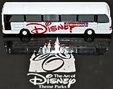 Walt Disney World Disney Transportation Van Hool diecast bus