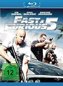Fast & Furious 5 [Blu-ray]: Amazon.de: Vin Diesel, Paul