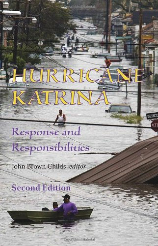 Cover:  Hurricane Katrina: Response and Responsibilities