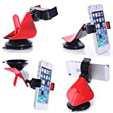 Arbalest Universal Car Mount Holder For IPhone 6 6s Plus 6s 5s 5c, Samsung Galaxy S6 Edge Plus S5 S4, Note 5 4...