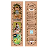 Hand-Rolled Incense Sticks- Herbal Perfumed Enchanted Loban Pack Of 10 (200 Sticks) Mega Diwali Launch