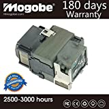 Mogobe Replacement Projector Bulb Lamp In Housing Fit Epson PowerLite 1750 PowerLite 1751 PowerLite 1760W PowerLite...