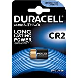 Duracell Specialty Type CR2 Ultra Lithium  Photo Battery, Pack Of 1