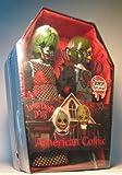 Mezco Toyz Living Dead Dolls 2Pack American Gothic Bloody Version